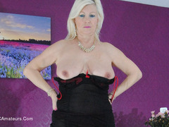 PlatinumBlonde - Black & Red Baby Grow Pt2 Gallery