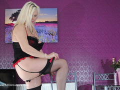 PlatinumBlonde - Black & Red Baby Grow Pt3 Gallery
