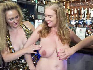 Three Sexy Girls At Klub Kink