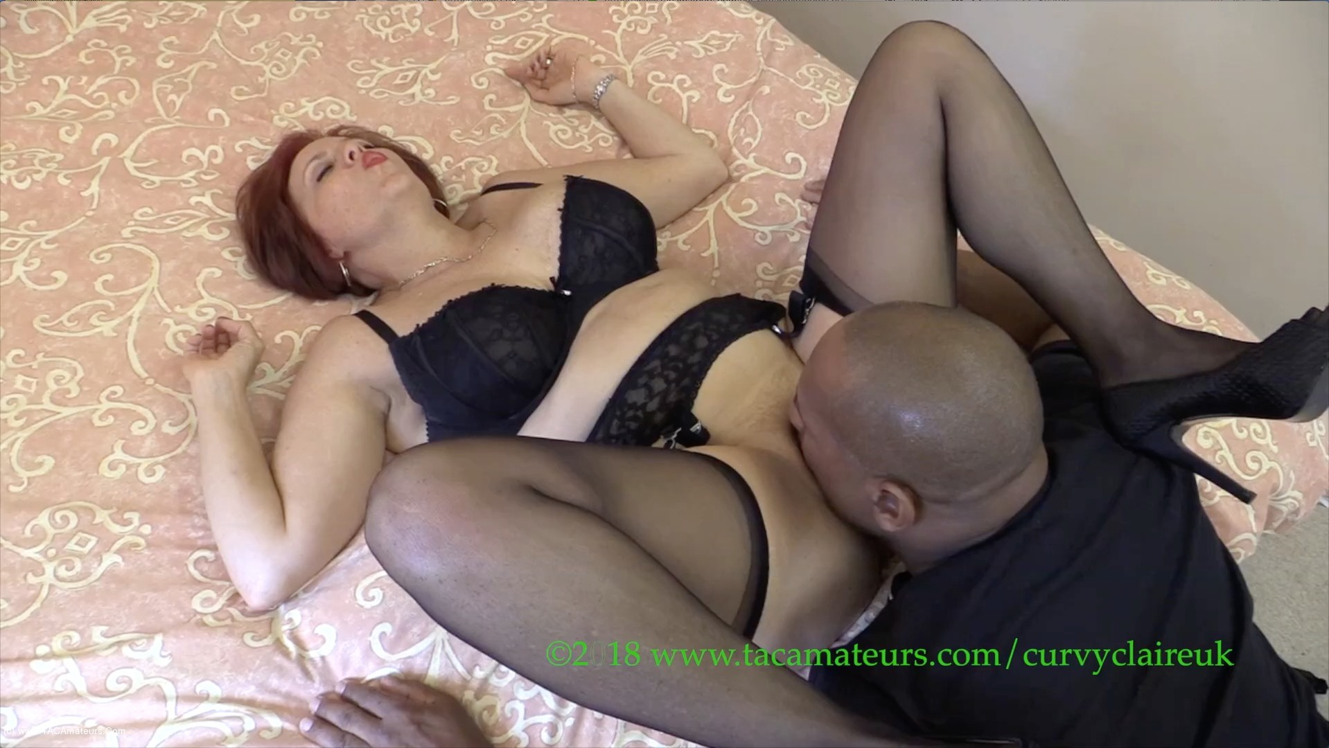 CurvyClaire - Swallow Your Load Pt1 scene 1