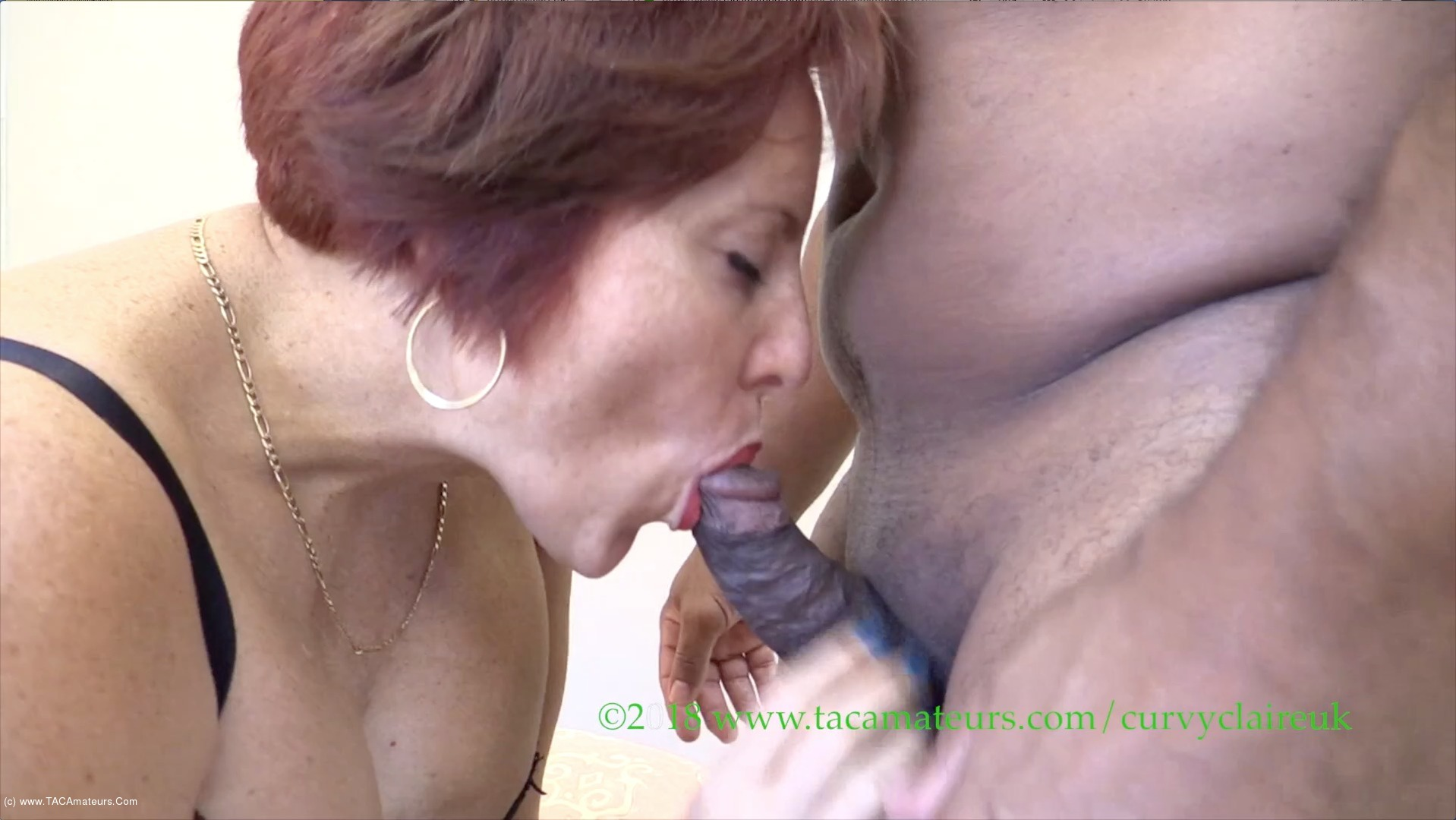 CurvyClaire - Swallow Your Load Pt1 scene 2
