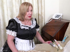 SpeedyBee - The Mischievous Maid Pt1 HD Video