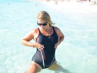 Swimsuit Milf In Florida