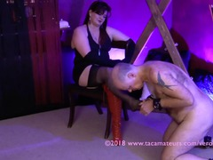 VeronicaJade - Domme Training Pt3 HD Video