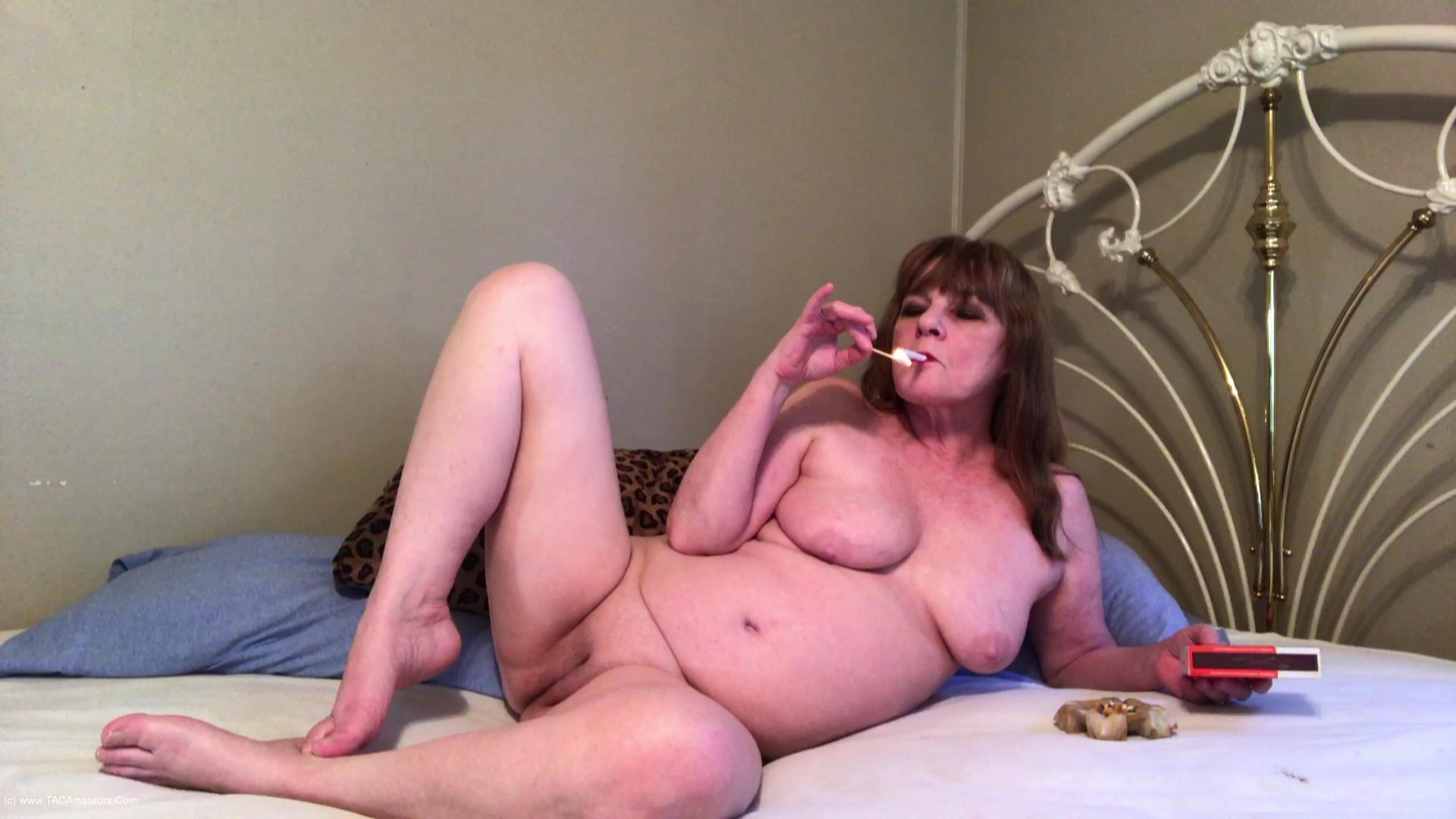 Eva Angelina Smoking Fetish