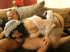 MaryBitch - French Maid Slut Pt3 HD Video