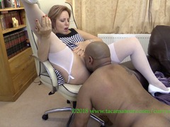 CurvyClaire - Bareback Pussy Therapy Pt2 HD Video