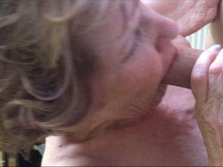 Bella Sucks On Cock Pt1
