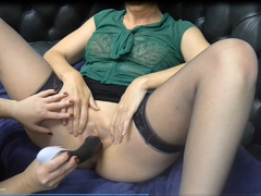 BarbySlut - Secretary's Play Pt2 HD Video