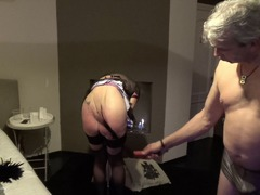 KyrasNylons - I Love Spanking HD Video