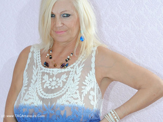 Blue White Top Pt1