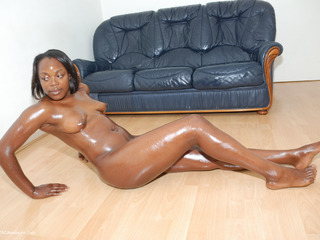 Ebony Slippery When Wet P