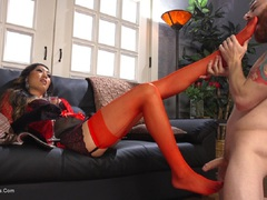 VenusLux - The Delivery Man Pt2 HD Video