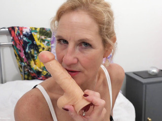 Molly MILF - Mirror In The Bedroom Pt2 HD Video