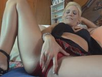 JoleneDevil - Getting ready to have all my holes filled - Free Video