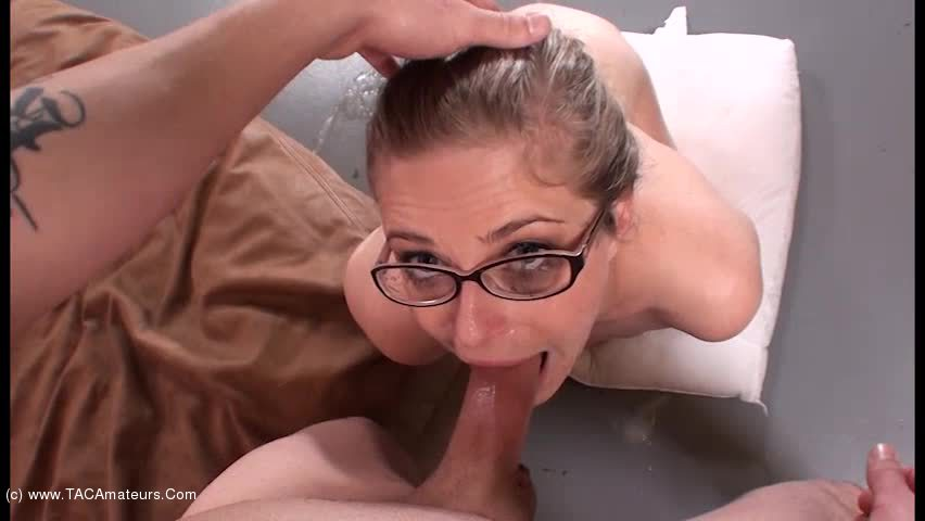 FaceFuckedWives - Cute Penny gets totally face fucked Pt4 scene 3