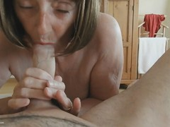 KatKitty - Hubbies Blowjob Pt1 HD Video