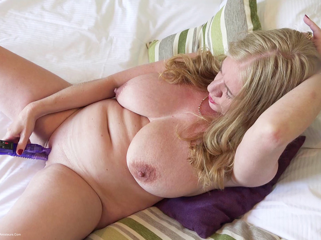LilyMay - Lily Playing On The Bed