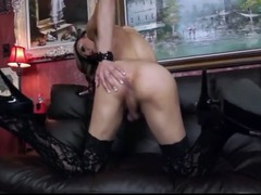 VenusLux - Purple Of Venus Lux Corset Pt2 HD Video