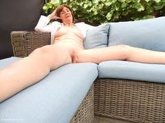 KatKitty - In The Garden Pt1 Gallery