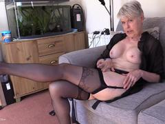 LadySextasy - Stockings Present HD Video