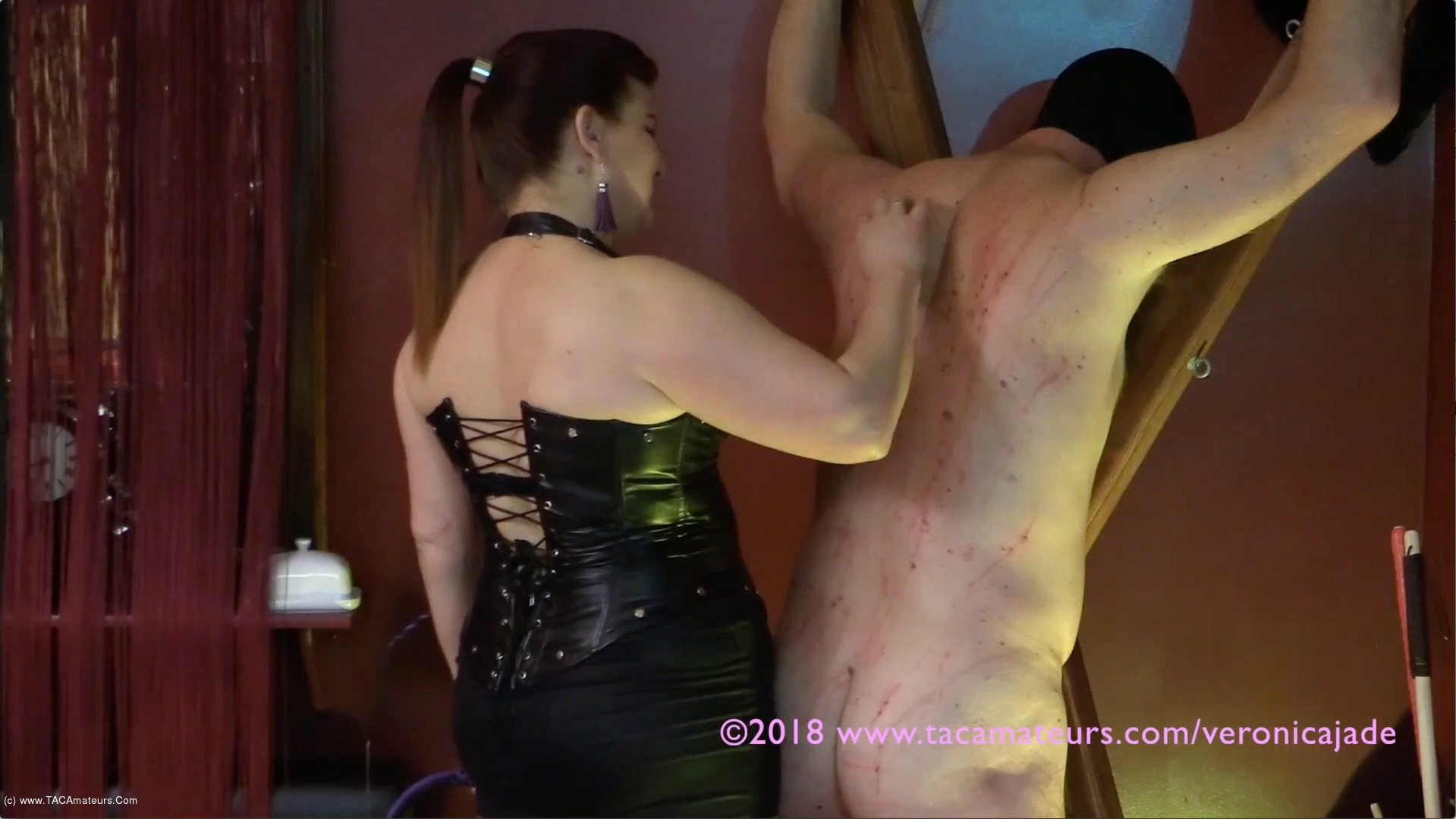 VeronicaJade - Whipping Time Pt2 scene 0