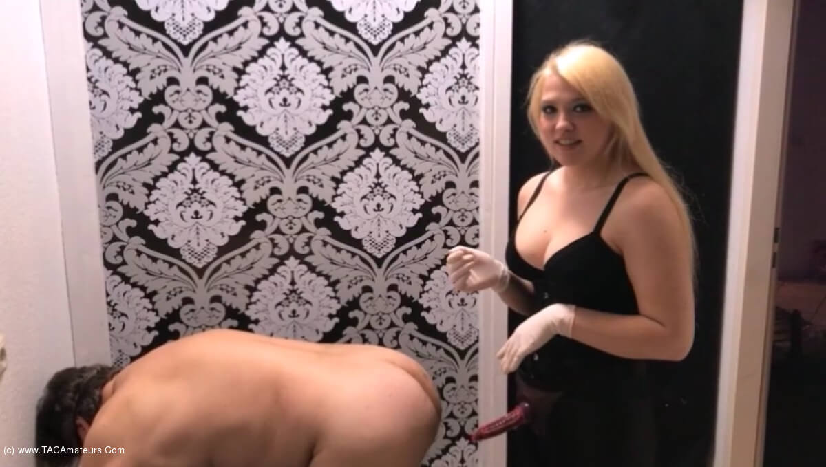 VickyCarrera - I Fuck Your Anal Cunt scene 1