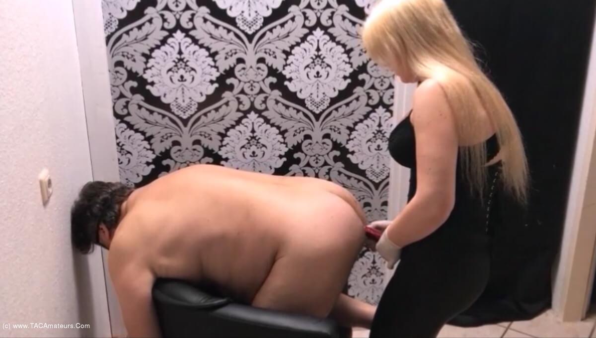 VickyCarrera - I Fuck Your Anal Cunt scene 2