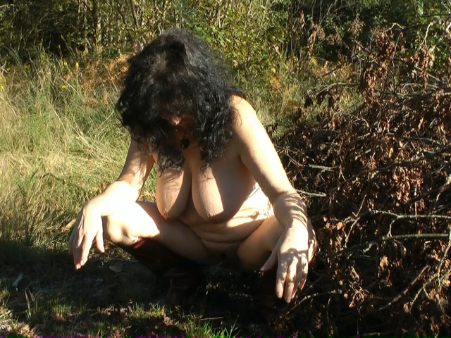 Naked Sidecar Ride In The Forest Pt4