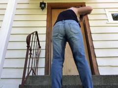 CougarBabeJolee - Accident In My Jeans - Oooo I Had To Piss So Bad HD Video