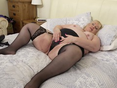 LexieCummings - Black Lingerie Pt1 HD Video