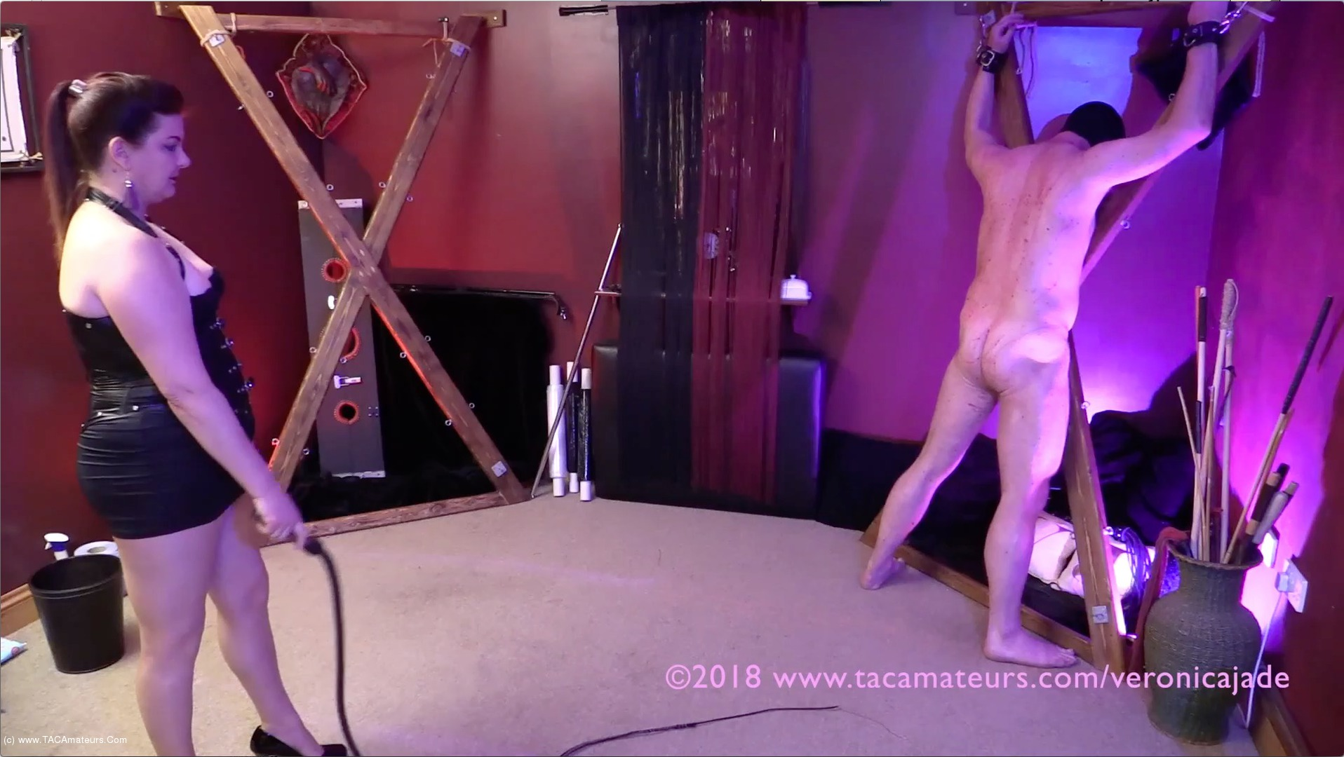 VeronicaJade - Whipping Time Pt3 scene 2