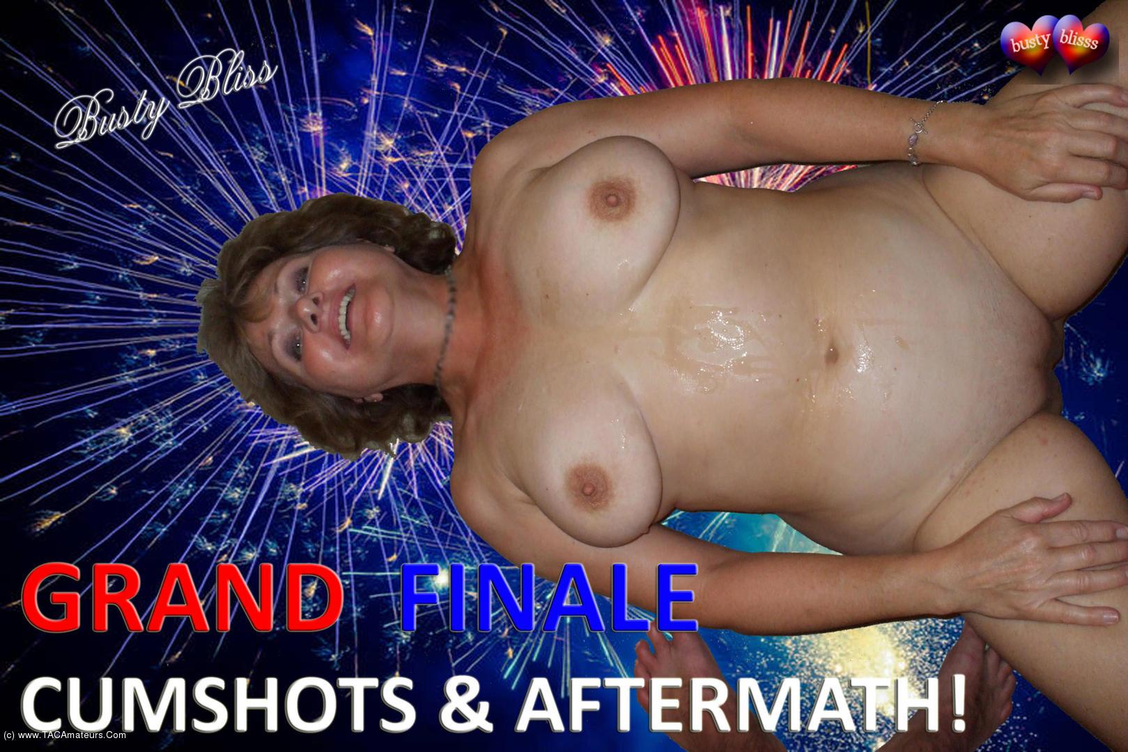 BustyBliss - Fireworks Sexplosion Pt3 - Grand Finale of Huge Cum Shot & A scene 0