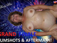 BustyBliss - Fireworks Sexplosion Pt3 - Grand Finale of Huge Cum Shot & A HD Video