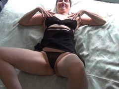 HotMilf - The Bed Clatters HD Video