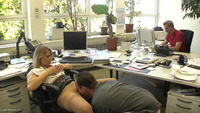 sweetsusi - Extremely Cool In The Office Free Pic 2