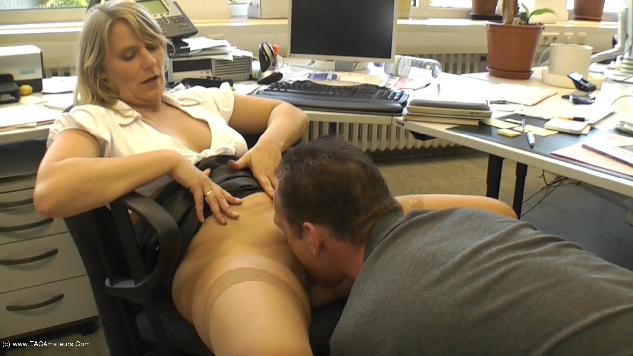 SweetSusi - Extremely Cool In The Office scene 0