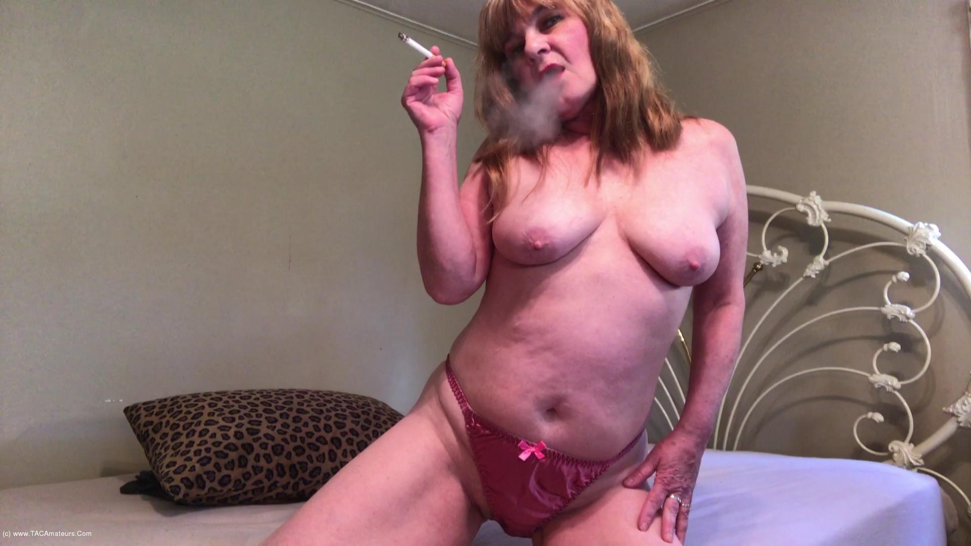 CougarBabeJolee - Teasing In Satin Panties scene 0