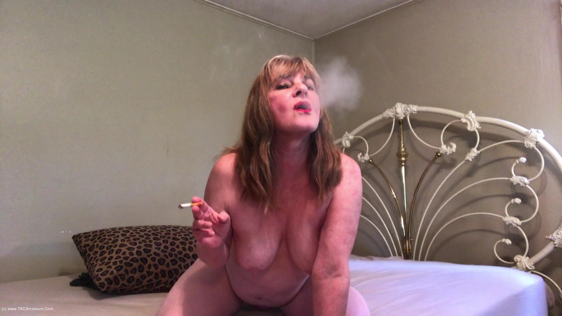 CougarBabeJolee - Teasing In Satin Panties scene 1