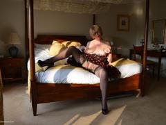BarbySlut - Spotty Dress Gallery