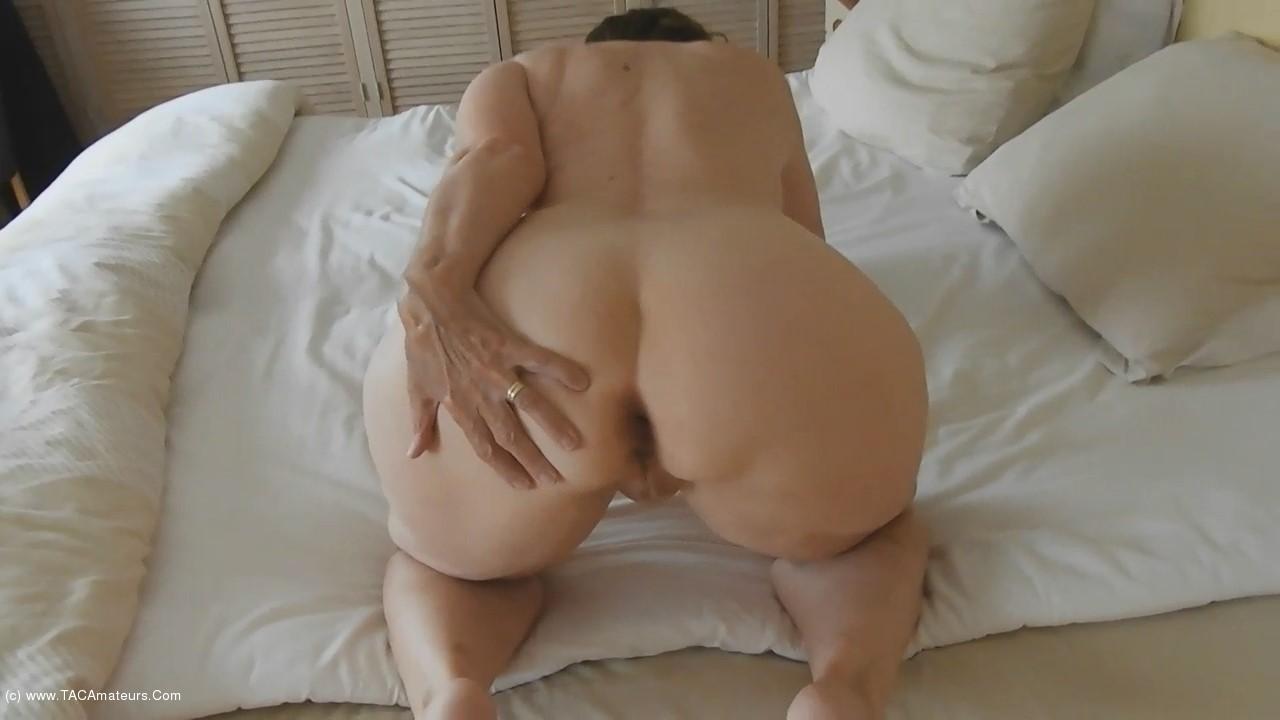 KatKitty - Anal Bareback Sex Doggy Style Pt1 scene 1