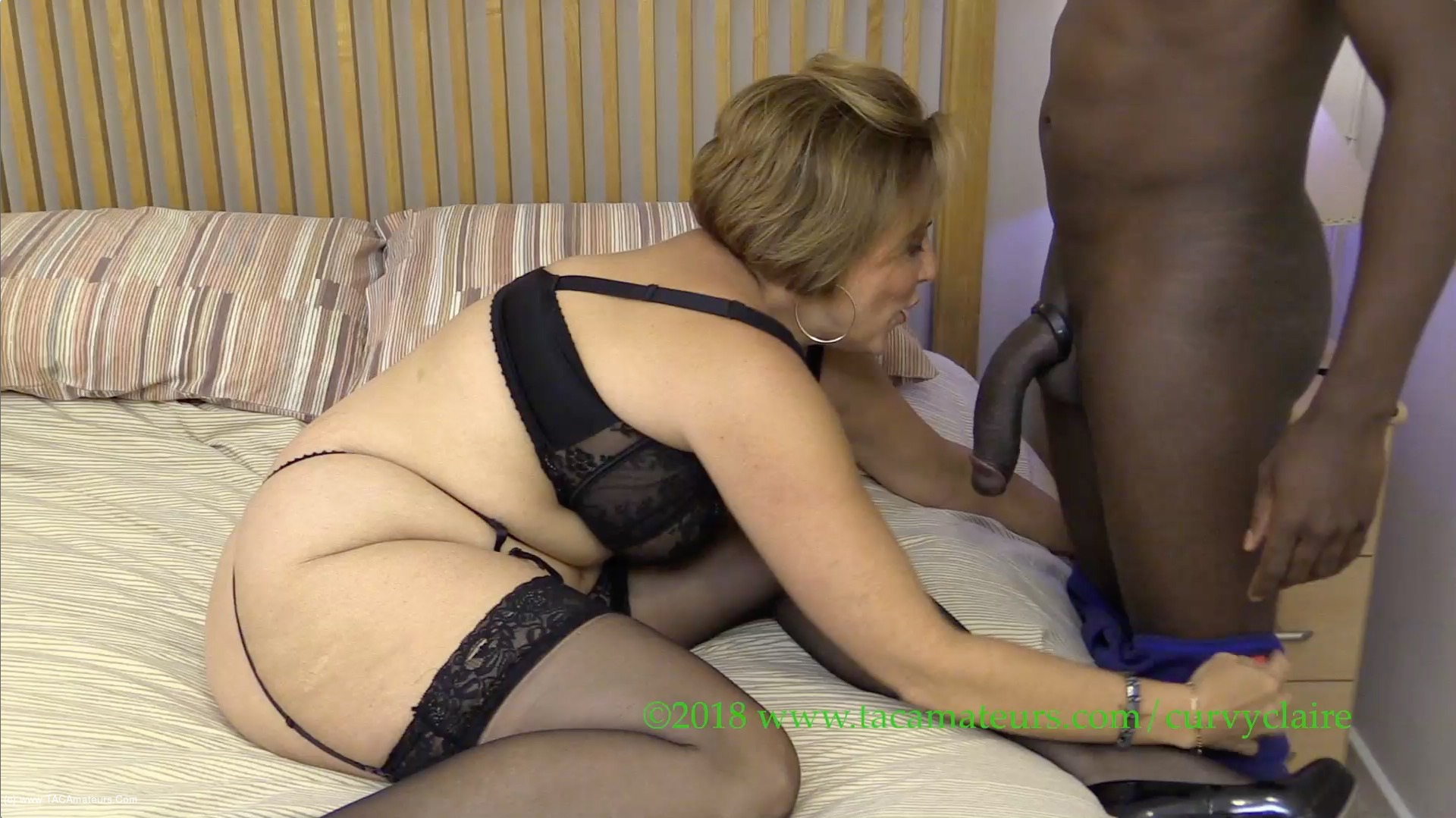 CurvyClaire - Dial A Dicks Huge 10 Inch Cock Pt1 scene 0