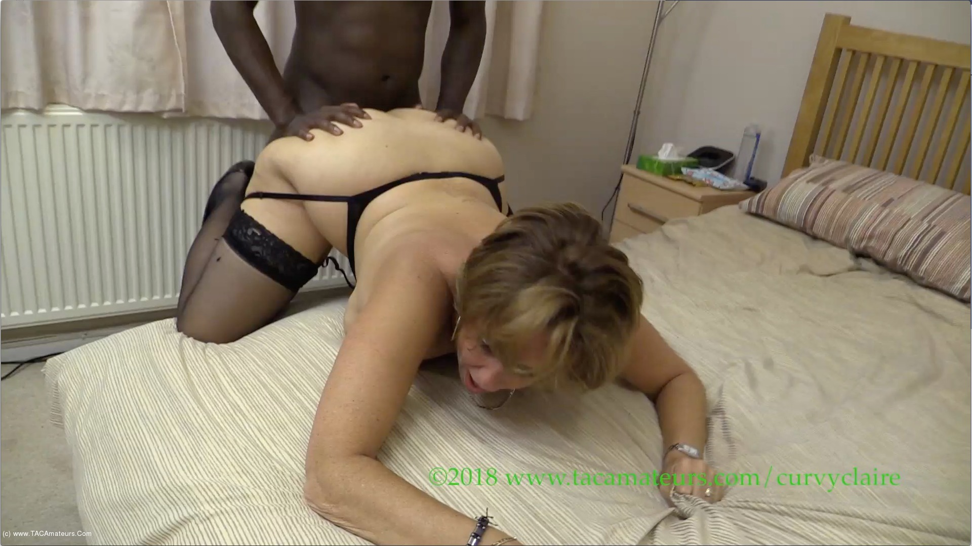 CurvyClaire - Dial A Dicks Huge 10 Inch Cock Pt6 scene 3