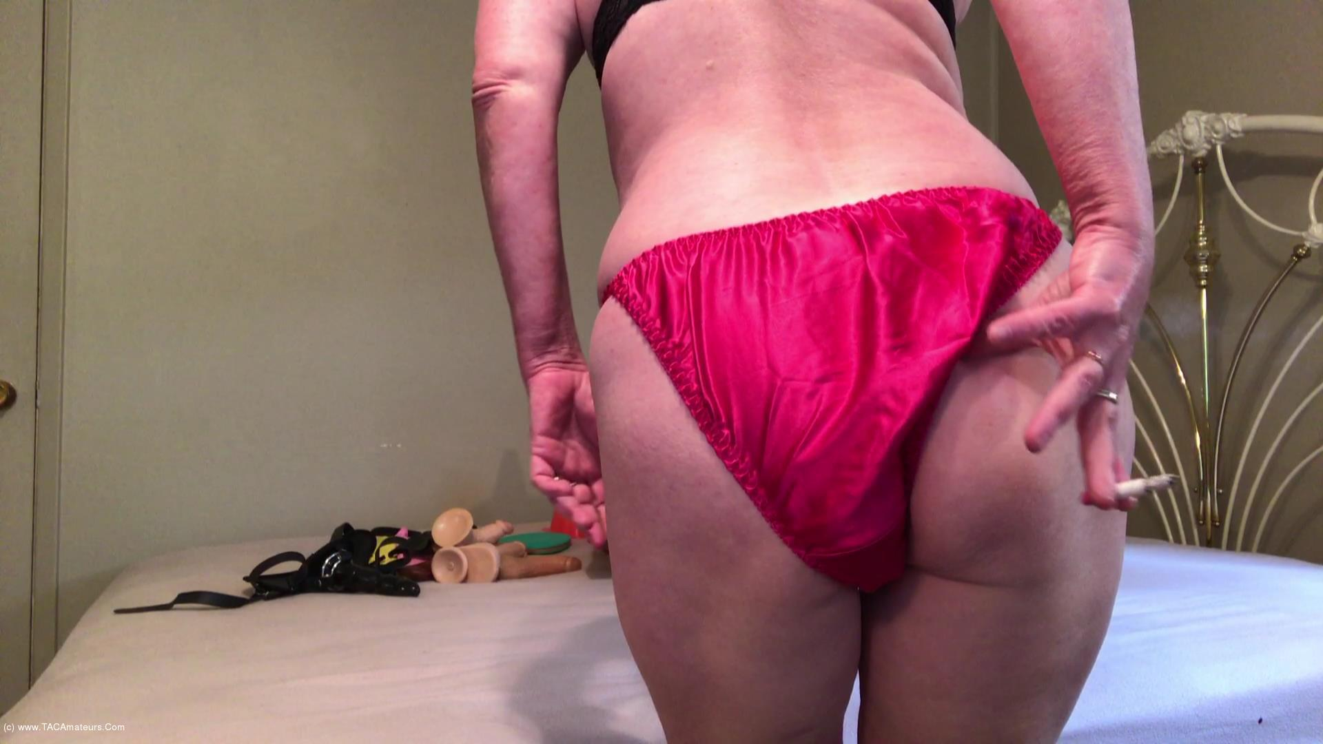 CougarBabeJolee - Smoking My Cigarette While You Worship Me scene 3