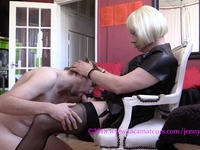 Jenny4Fun - BDSM Fun Pt5 - Free Video