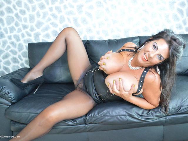 Leather Loving Lulu