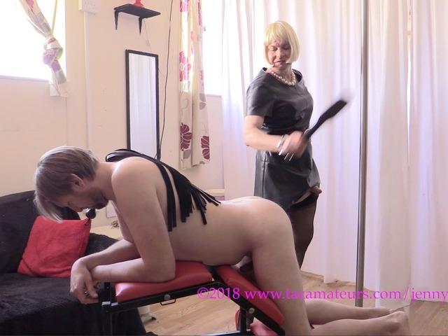 Jenny4Fun - BDSM Fun Pt6