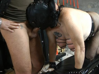 Anal Sex Slave Pt1