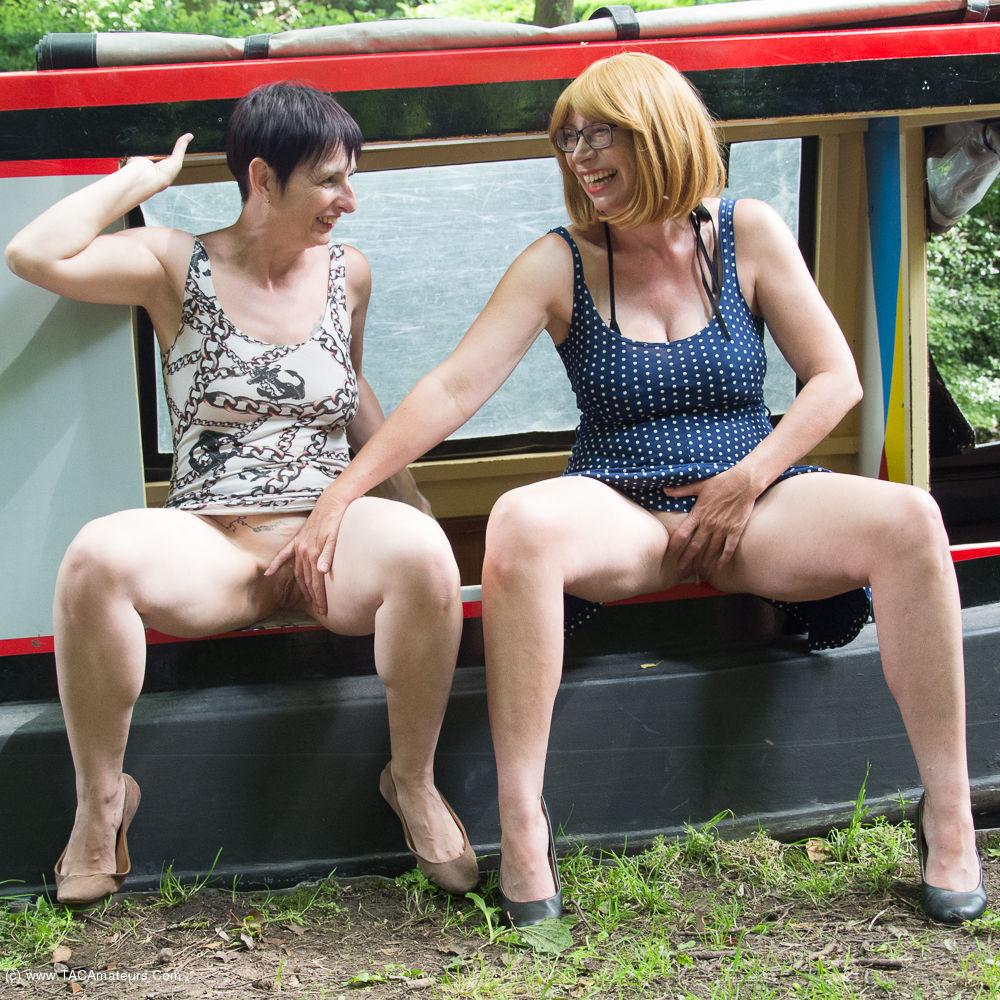 BarbySlut - Barby's Boat Trip Pt1 scene 3