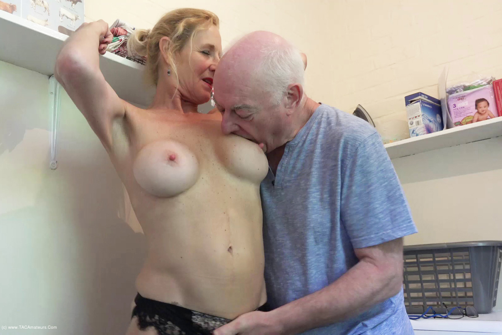 MollyMILF - Wet T-Shirt Pt2 scene 1